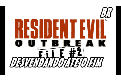 Resident Evil Outbreak File#2 Mission 3 underbelly - YouTube