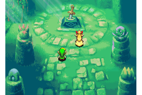 The Legend of Zelda - The Minish Cap (U)(DCS) ROM