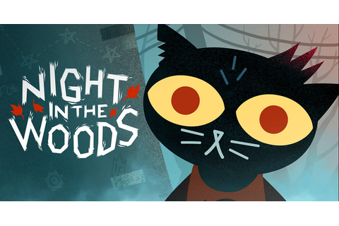 Night in the Woods Review – A Geek Girl's Guide
