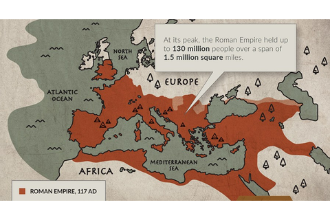 Infographic: Currency and the Collapse of the Roman Empire