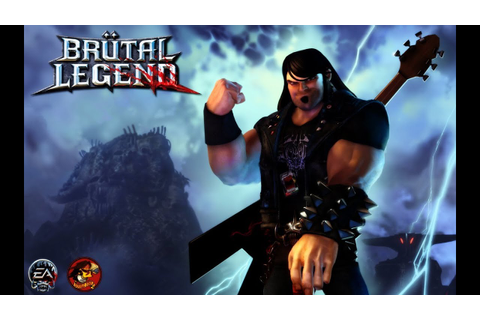 Brutal Legend - Gameplay Pc - Español - HD - YouTube
