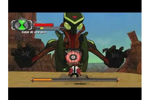 Ben10 PC GAME PLAY - YouTube