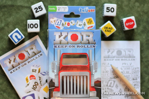 KOR: Keep on Rollin' Dice Game Review - The News Wheel