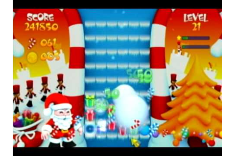 Christmas Clix - WiiWare Christmas Game - YouTube