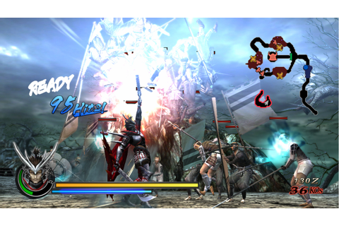 Download Game Sengoku Basara 3 PC Full Version
