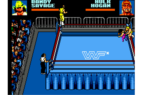 Download WWF Wrestlemania: Steel Cage Challenge (SEGA ...