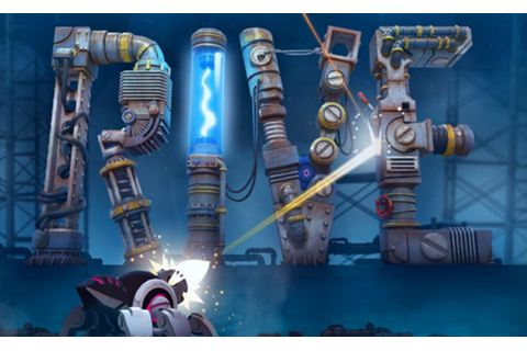 INTERVIEW: Niels 't Hooft of Two Tribes, Creators of RIVE