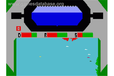 Sub Hunt - Mattel Intellivision - Games Database