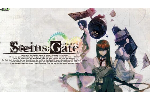 STEINS GATE PC Game Free Download
