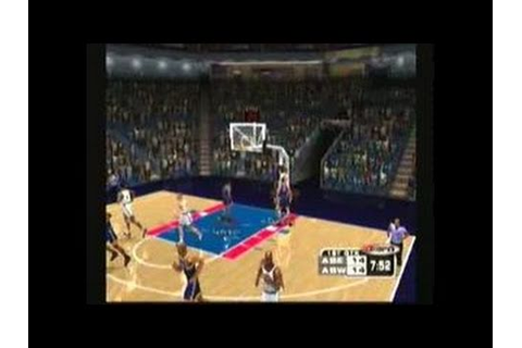 ESPN NBA 2Night Dreamcast Gameplay - YouTube