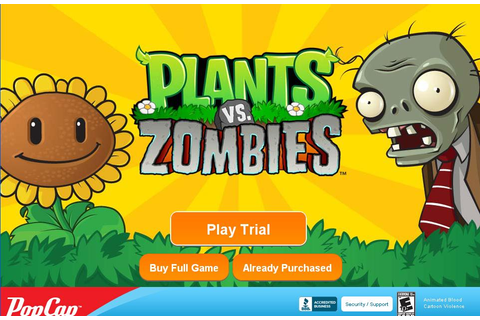 Zombie Vs Plants Download Full Version Free - resorterogon
