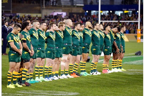 Australia vs Lebanon: Rugby League World Cup kick-off time ...