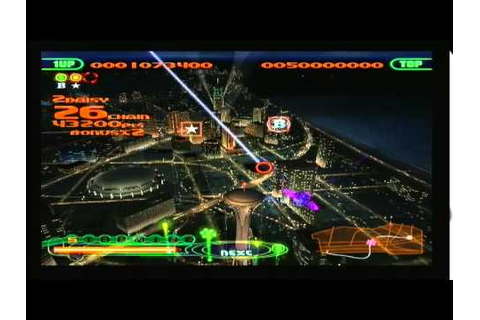 Fantavision PS2 Gameplay - YouTube