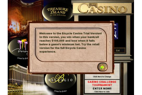 Bicycle Casino Games Download Game | GameFabrique