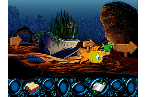 Freddi Fish 1 The Case of the Missing Kelp Seeds (CD ...