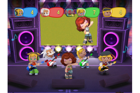MySims Party for Wii Review – Chip Chicklets