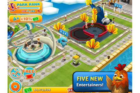 App Shopper: Theme Park™ (Games)