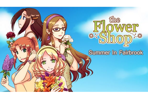 Flower Shop: Summer In Fairbrook Torrent « Games Torrent