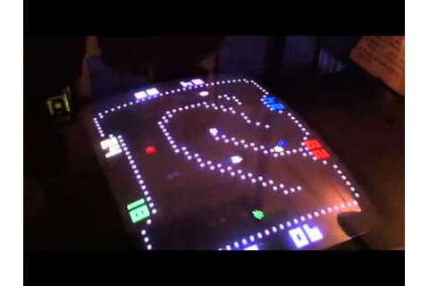 Atari Kee Games Indy 800 arcade video game playing ! - YouTube