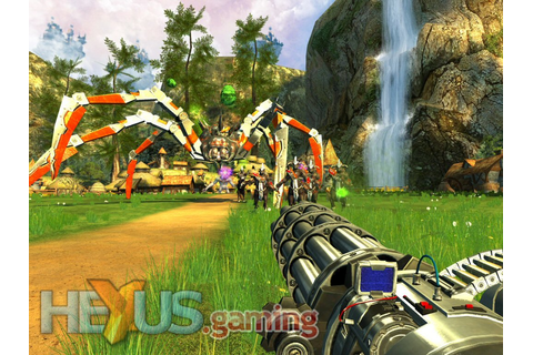 Serious Sam 2 - The First 15 - PC - Preview - HEXUS.net