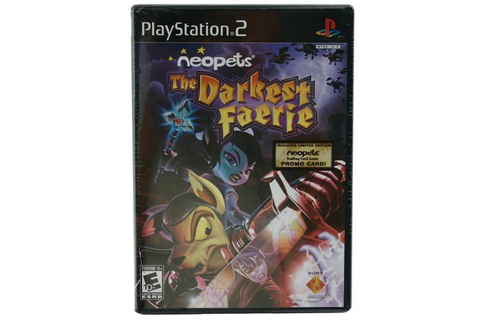 Neopets: The Darkest Faerie Game - Newegg.com