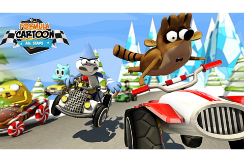 Formula Cartoon All-Stars Android GamePlay Trailer (HD ...