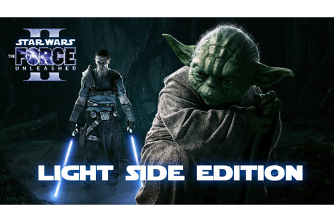 Star Wars: Force Unleashed 2 (Light Side Edition) Game ...