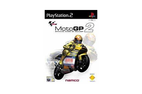 MotoGp 2 - Playstation 2: PS2 game