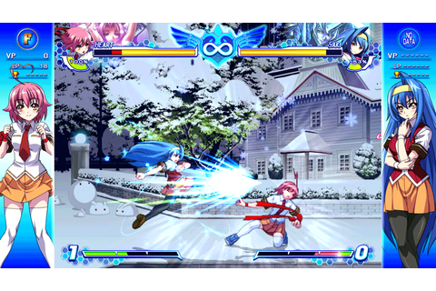Arcana Heart 3: LOVE MAX!!!!! on PS Vita | Official ...