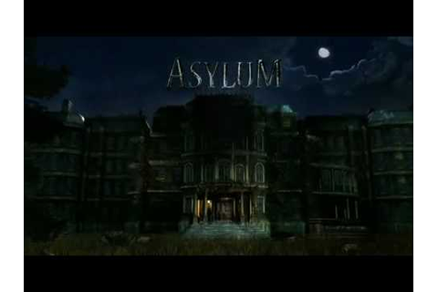 Asylum Trailer / New Horror Game - YouTube