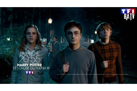 Harry Potter et l'Ordre du Phénix - TF1 (2) - YouTube