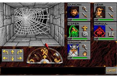 Eye of the Beholder Download (1991 Amiga Game)
