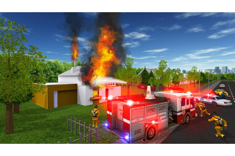 Fire Truck Game for Android - APK Download