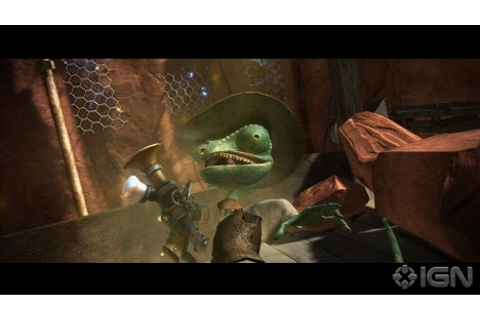 Rango the Video Game Preview - IGN