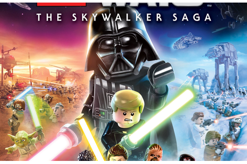 TT Games reveals key art for LEGO Star Wars: The Skywalker ...