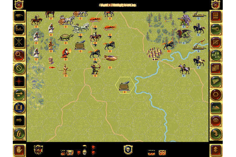 Fantasy General Screenshots for DOS - MobyGames