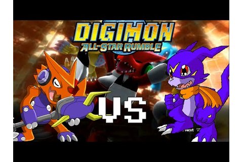 Digimon All Star Rumble - Shoutmon - Part 7 - YouTube