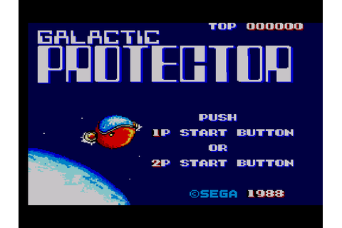 Galactic Protector Download Game | GameFabrique