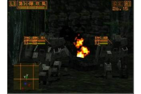 Front Mission: Alternative (1997) by Square PS game