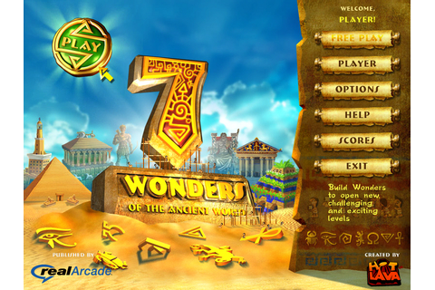 Download 7 Wonders of the Ancient World Full PC Game