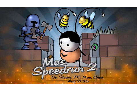 Mos Speedrun 2 Review for Steam (2015) - Defunct Games