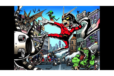 First 30 Minutes: Viewtiful Joe [GAMECUBE/PS2] - YouTube