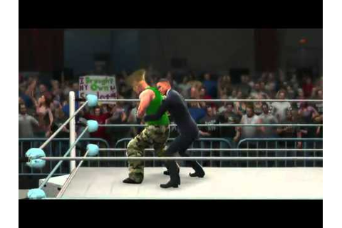 Video Game Championship Wrestling - 19-12-2012 - An ...