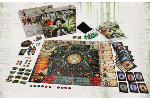 Metagames » Blog Archive » Spiel 2013 Preview: Carnival Zombie
