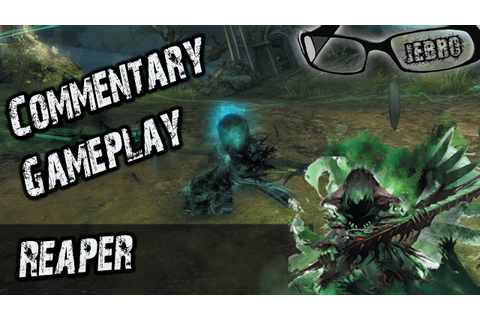 Reaper Necromancer Game play & Commentary - GW2 HoT - YouTube