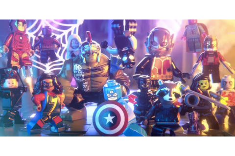 LEGO® Marvel Super Heroes 2 trailer ufficiale