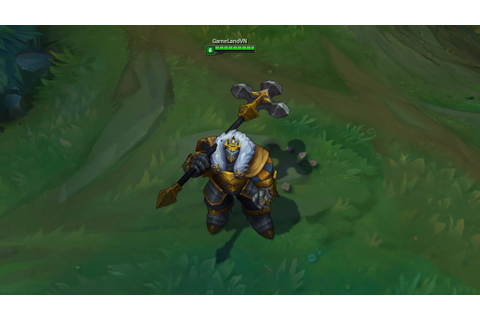 LOL PBE 5/4/2015: King of Clubs Mordekaiser Preview - YouTube