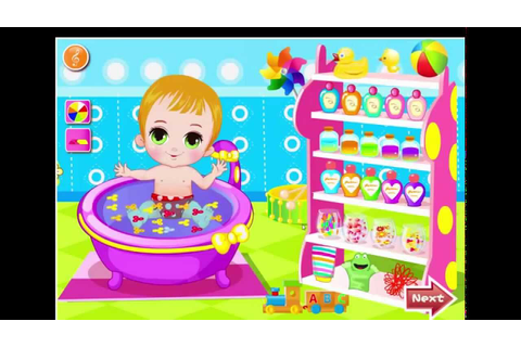 Baby Dress Up Games to play: Baby Bathing Games for Little ...