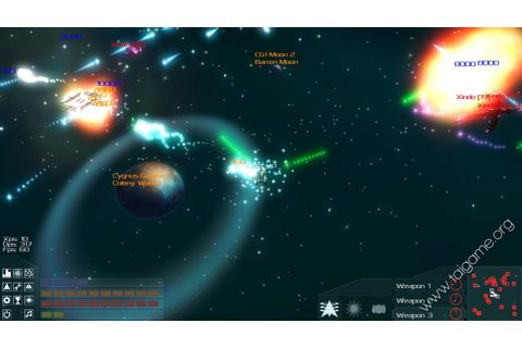 Galactic Arms Race - Download Free Full Games | Arcade ...