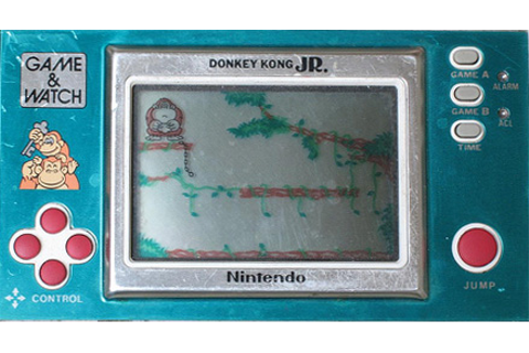 headcaseGames-Blog: Retro Game of the Day! Donkey Kong Jr ...